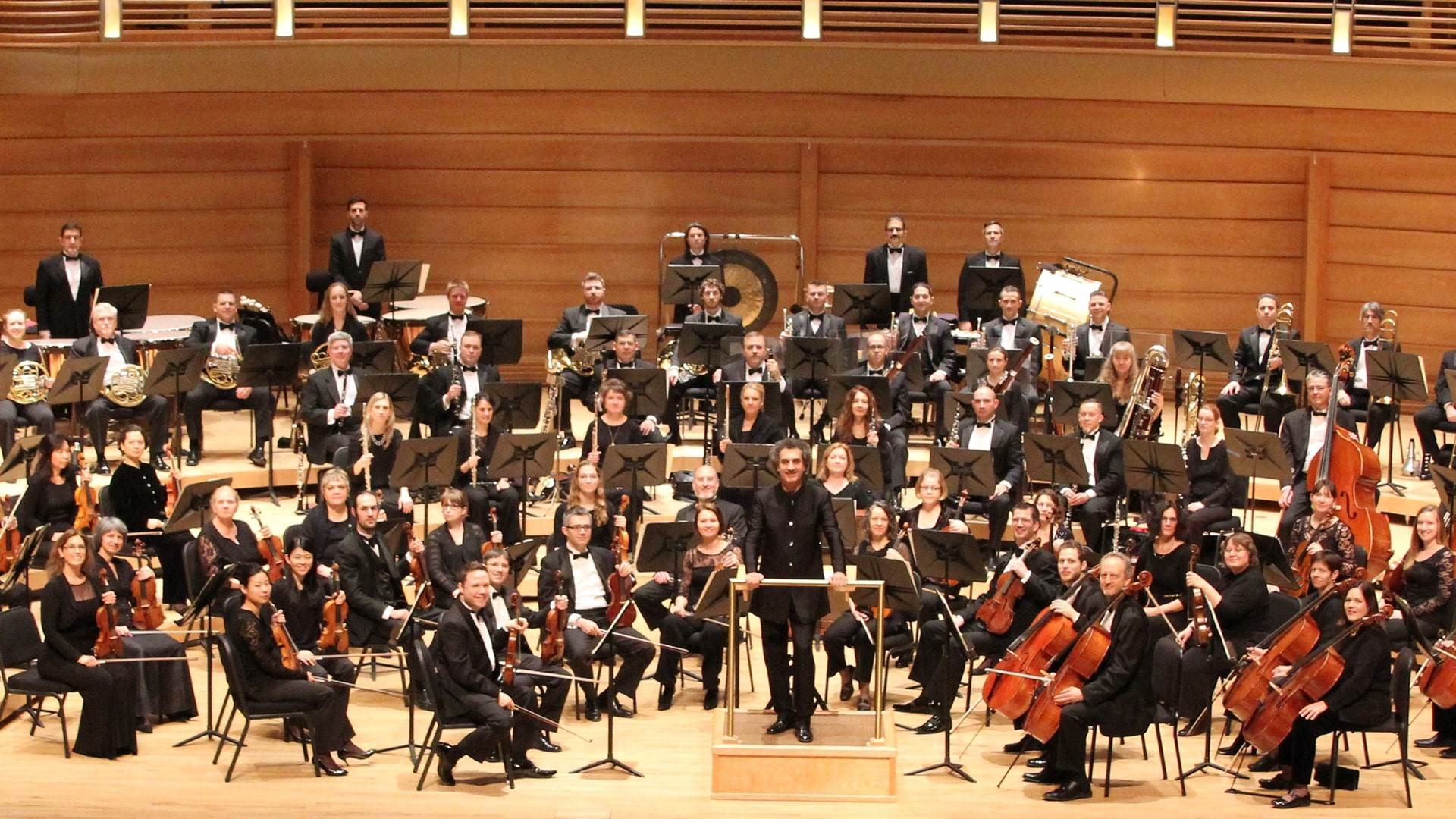 Annapolis Symphony Orchestra At Strathmore 1920X1080 Min